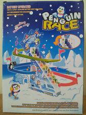 Penguin Sci Alpinismo Race gioco con luci lampeggianti + MUSICA BATTERIE INCLUSE