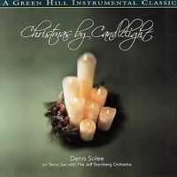 Christmas by Candlelight * by Jeff Steinberg Orchestra/Denis Solee (CD, 2003,...