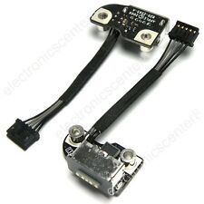 NEW APPLE MACBOOK A1278 A1286 DC-IN POWER JACK BOARD CABLE 820-2565-A
