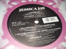 "JESSICA JAY VIVA FOREVER / ES VERDAD 12"" ITALY 1998 MP141"