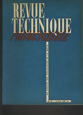 (12A)REVUE TECHNIQUE MOTOCYCLISTE  Au SALON 1950 / JAWA 250 cc /  Grégoire