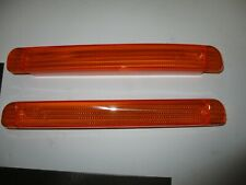 PORSCHE 944 TURBO 951  944 S2 FRONT TURN SIGNAL LENSES NEW AFTERMARKET PAIR !!!