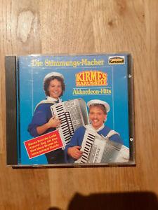 Kirmes Karussell - Akkordeon Hits      CD Album