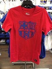 c6cb2554ad7 Team Barcelona FC Core Tee Shirt Soccer Blue Adult XL Spanish Soccer  Football