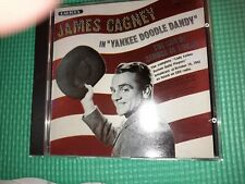JAMES CAGNEY ) RARE OLD TIME RADIO CD
