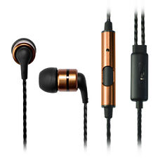SoundMAGIC E80S In Ear Isolating Earphones with Mic - Copper - NEW