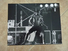 Henry Rollins B&W 11x14 Photo Music Guitar Legend Radio Host Black Flag