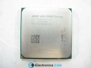 AD580BWOA44HJ AMD A10-5800B 3.8GHz Quad Core Socket FM2 CPU Processor