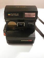RARE POLAROID AutoFocus 660 Land Camera ( Instant camera )