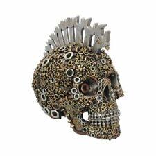 Nemesis Now Mechanically Minded Steampunk Skull Figurine 17cm