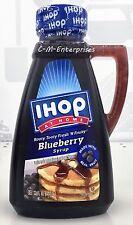 IHOP Rooty Tooty Fresh N Fruity Blueberry Pancake Syrup 12 oz