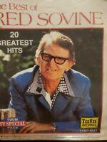 Red Sovine : Twenty Greatest Hits Country 1 Disc CD