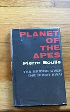 First Edition: Planet of the Apes. Pierre Boulle. 1963 Book Club