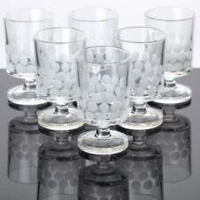 Schnapsgläser aus Glas mit Gravur