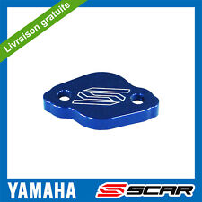 COUVERCLE MAITRE CYLINDRE FREIN ARRIERE BLEU YAMAHA YZ YZF WR WRF XT 125 250 450
