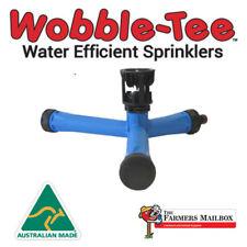 NEW Wobbler Tee Lawn & Irrigation Sprinkler Australian Made Super Efficient