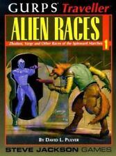GURPS Traveller Alien Races 1 (No. 1), Pulver, David, Good Condition, Book