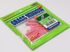 * ECOGEAR GRASS MINNOW S #158(Luminous) 1-3/4in Quantity:12 from japan !