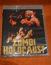 """Zombi Holocaust Blu-ray with REVERSABLE SLEEVE by """"88 Films"""" REGION FREE"""