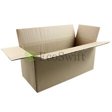 20 9x4x4 Cardboard Packing Mailing Moving Shipping Boxes Corrugated Box Cartons
