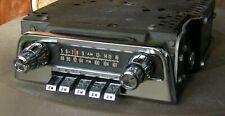 1963 63 Ford Thunderbird T-Bird AM FM Car Radio F3TBS Bendix NON-WORKING