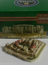 FRASER CREATIONS, THE  TOWER  OF  LONDON , Code  M106, Mint. Boxed, Very  Rare.
