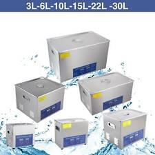 3 6 10 15 22 30 L Nettoyeur à Ultrasons Numérique Cleaner Ultrasonique Chauffage