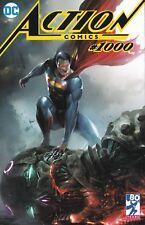 Action Comics #1000 Francesco Mattina TRADE DRESS Variant IN STOCK Ships NOW