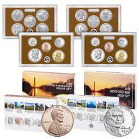 2020 US Mint Proof Set & 2019 US Mint Proof set (includes W Nickel & W penny)