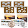 2020 US Mint Proof Set & 2019 US Mint Proof set (includes W Nickel & W penny)