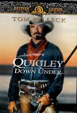 NEW DVD - QUIGLEY DOWN UNDER - Tom Selleck , Alan Rickman ,Laura San Giacomo