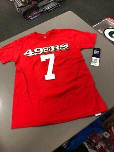 Colin Kaepernick San Francisco 49ers T-Shirt Youth  BOYS SIZE