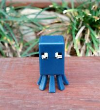 Minecraft : Mini Series Mini Squid Action Figure (New Without Tag or Box)