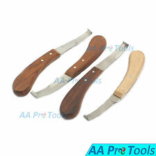 Aa Pro: Hoof Knife Right left Double Sided Narrow Blades Farriers Tools