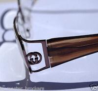Monture optique lunette de vue ou solaire + Etui GUCCI Sun / Eyeglasses