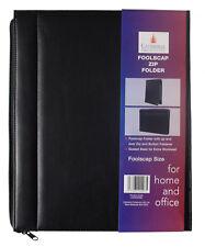 A4 Wallet Documents Portfolio Conference Folder Organiser Folio Case CONFZIPBK