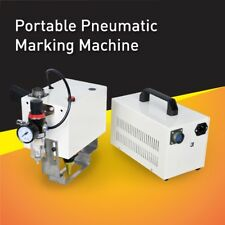 Dot Peen Marking Machine,High Quality Dot Pin Marker With Small Engraving Head