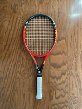 "Wilson Hammer 26� Junior Tennis Racquet Mid-Plus 103 Sq In 4"" Grip"