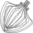 KitchenAid 11-Wire Whip Attachment Whisk Beater Mixing Stand Mixer Parts Kitchen