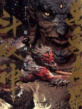 Vientiane Rendezvous God of War original painting(In Chinese)