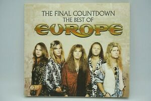 Europe :THE FINAL COUNTDOWN - The Best Of (CAMDEN DELUXE) 2CD Album - CARRIE