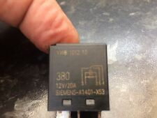 ROVER 25 45 75 MG ZR ZS ZT Rover 75 Relay  YWB 1012 10 PA66-GF25 RELAY
