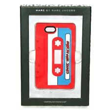 Marc By Marc Jacobs Iphone 5/5S Cassette Case Silicon Red Size OS