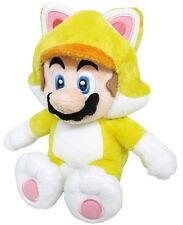 Super Mario 3D World Cat Mario 25 cm. Plush Nintendo TOGETHER