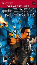 Syphon Filter: Dark Mirror PSP New Sony PSP