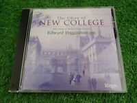The Choir of New College Oxford: The Glory of New College CD
