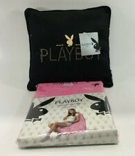 PLAYBOY GENUINE BEAN BAG & CUSHION PACKAGE