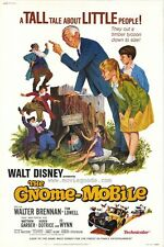 GNOME MOBILE Movie POSTER 27x40 Walter Brennan Richard Deacon Ed Wynn Karen