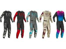 Fly Racing Kinetic Women/'s Girl/'s Jersey /& Pants MX//ATV Riding Gear Overboot /'19