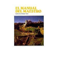 El Manual del Maestro Ser.: Estudio de los Romanos Tomo 1 by Randall House...